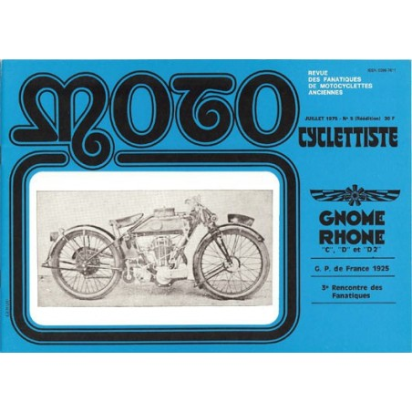 Revues Motocyclettiste