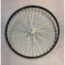 Montage de roue
