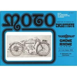 Revue Motocyclettiste