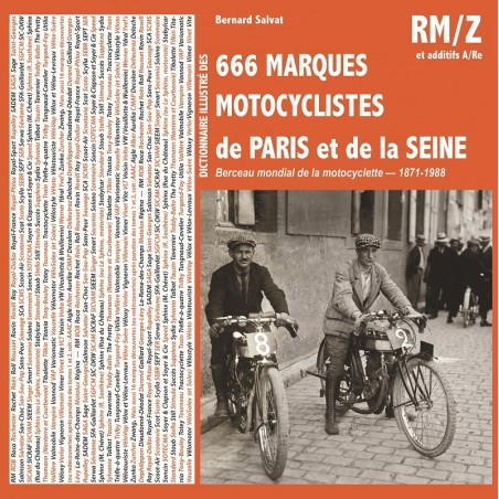 600 Marques motocyclistes